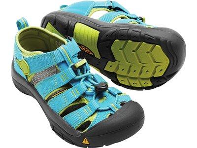 KEEN Kinder Sandalen NEWPORT H2 Y-HAWAIIAN Grau