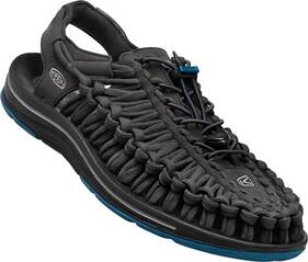 KEEN UNEEK FLAT M-RAVEN/INK BLUE