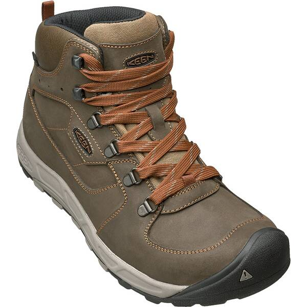 KEEN Herren Multifunktionsstiefel WESTWARD MID | Schuhe > Outdoorschuhe > Wanderstiefel | Dark | Keen
