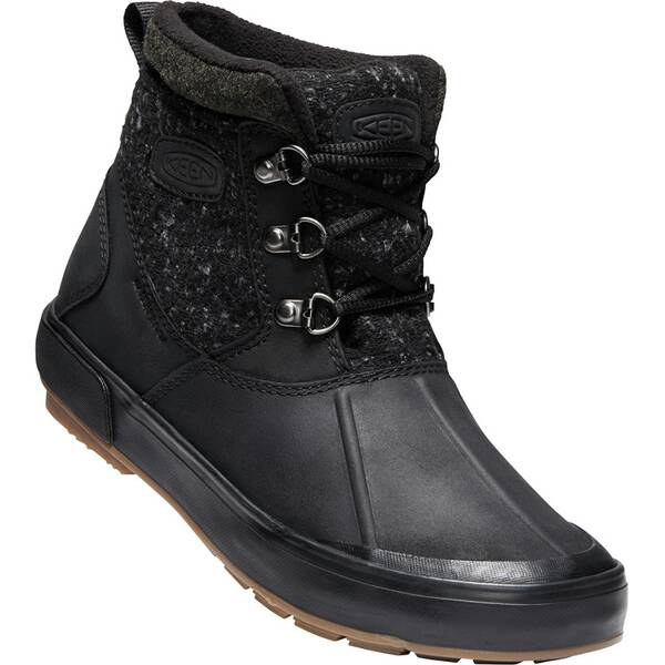 KEEN Damen Winterboots ELSA II ANKLE WOOL WP W