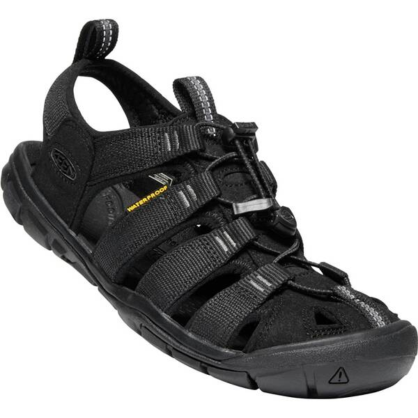 KEEN CLEARWATER CNX W-BLACK/BLACK
