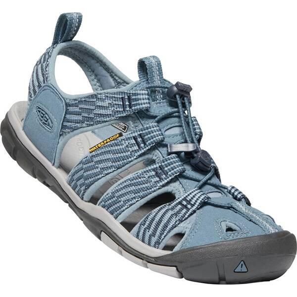 KEEN CLEARWATER CNX W-BLUE MIRAGE/CITADEL | Schuhe > Outdoorschuhe > Outdoorsandalen | Keen