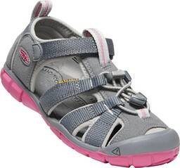 KEEN SEACAMP II CNX Y-STEEL GREY/RAPTURE ROSE