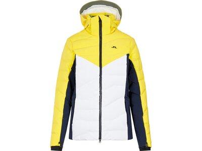 J. LINDEBERG Damen Jacke Crystal Down Ski Jacket Weiß