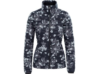 THE NORTH FACE Damen Doppeljacke / 3-in-1 Wanderjacke W Thermoball Triclimate Jacket Grau