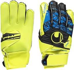 UHLSPORT Kinder Torwarthandschuhe Eliminator Speed UP Soft Supportframe Junior