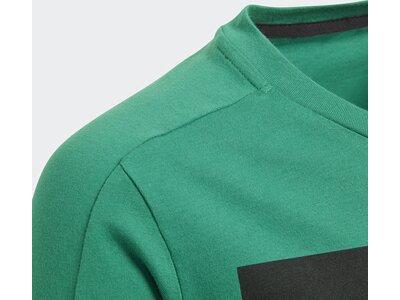 ADIDAS Kinder T-Shirt ID Remix Grün