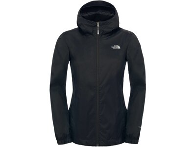 THE NORTH FACE Damen Wanderjacke Quest Schwarz