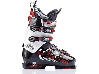 FISCHER Herren Skischuh Hybrid 12+ Vacuum Schwarz