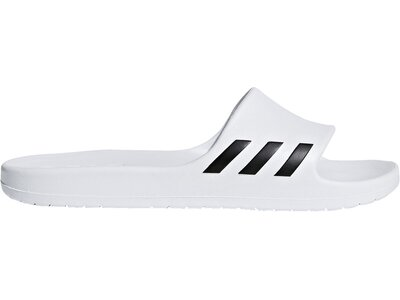 ADIDAS Damen Aqualette Slipper Schwarz
