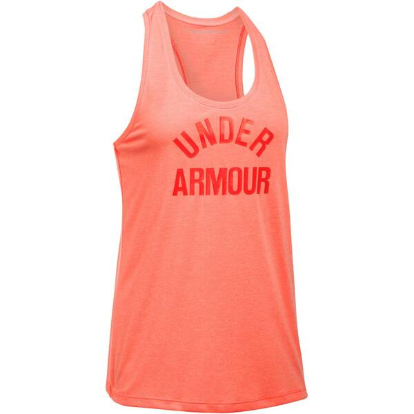 UNDER ARMOUR Damen Tanktop Threadborne Train