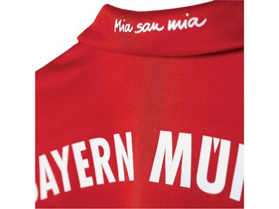 ADIDAS Kinder Fußballtrikot Home Jersey Youth FC Bayern München Saison 2016/17 Rot