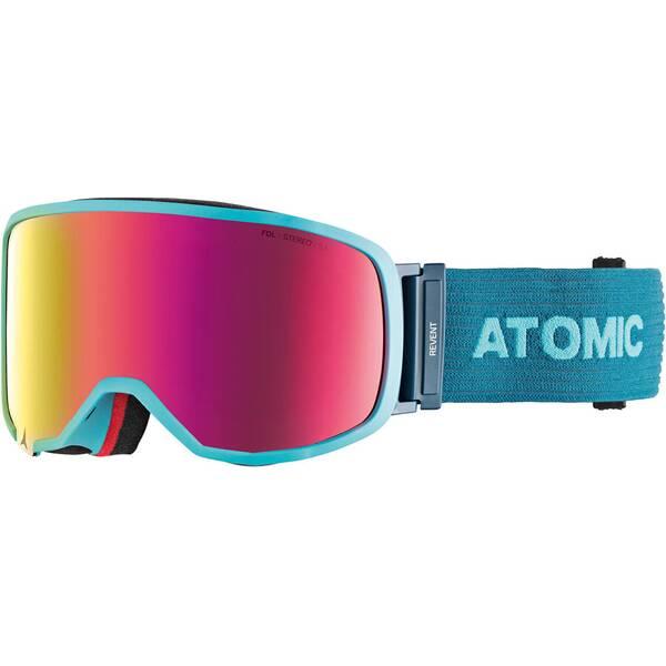 ATOMIC Skibrille / Snowboardbrille Revent S FDL Stereo