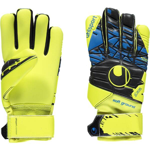 UHLSPORT Herren Handschuhe Speed Up Soft Hn Comp