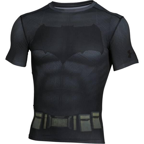 UNDER ARMOUR Herren Funktionsunterhemd Batman Suit SS GPH Kurzarm