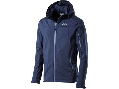 McKINLEY Herren Softshelljacke Big Lake 3 Blau