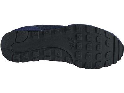 NIKE Herren Sneakers MD Runner 2 Leather Premium Blau