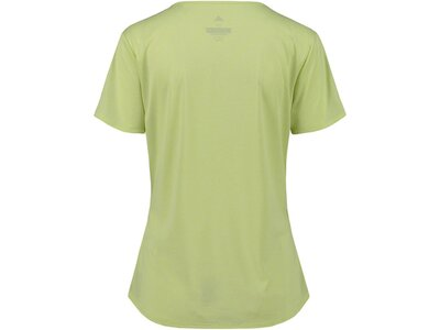 ADIDAS Damen Laufshirt / Trainingsshirt Response Tee Kurzarm Grün