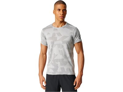 ADIDAS Herren Trainingsshirt Freelift Elevated Grau