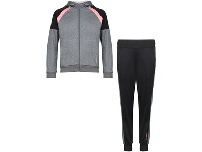 ENERGETICS Mädchen Trainingsanzug Biu+Bella Grau