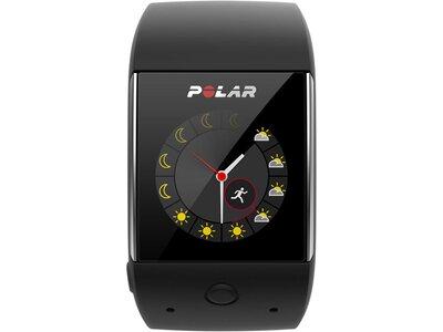 POLAR Smartwatch M600 Black Schwarz
