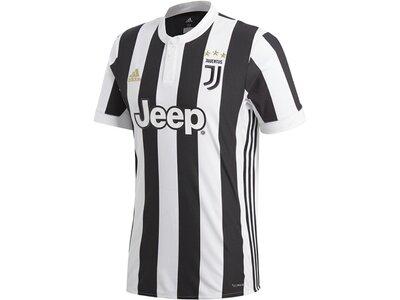 ADIDAS Herren Juventus Turin Heimtrikot Schwarz