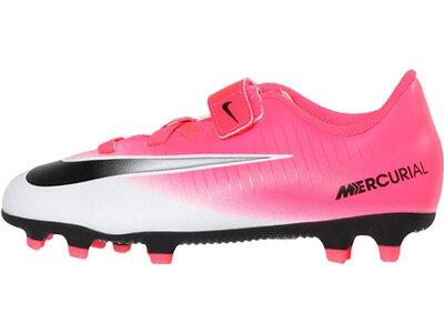 NIKE Kinder Fußballschuhe Rasen Jr. Mercurial Vortex III (V) (FG) Pink