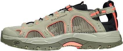 SALOMON Damen Trekkingsandalen Techamphibian 3W