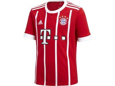 ADIDAS Kinder FC Bayern München Heimtrikot Rot