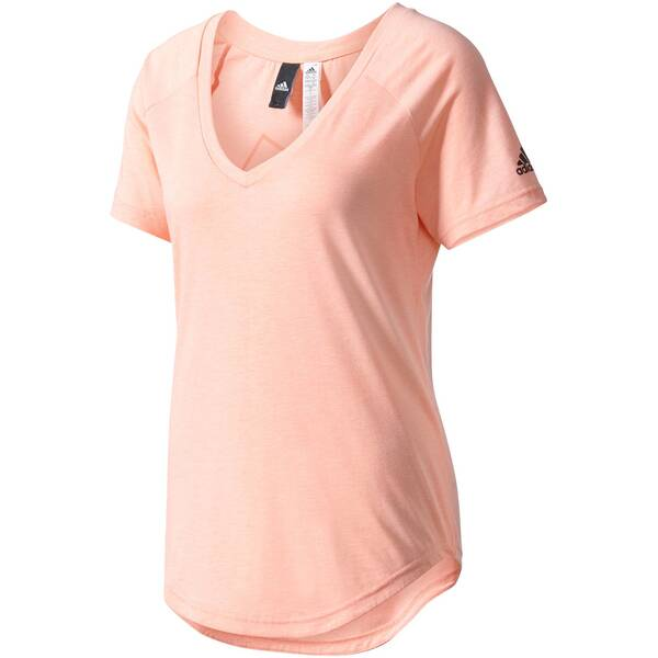 ADIDAS Damen Trainingsshirt Image Tee