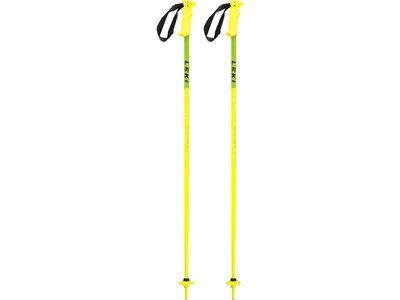 LEKI Kinder Skistöcke Spitfire Gelb