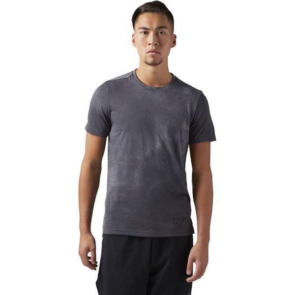 REEBOK Herren Combat Spray Dye T-Shirt