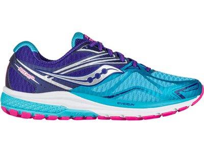 SAUCONY Damen Laufschuhe Ride 9 Blau