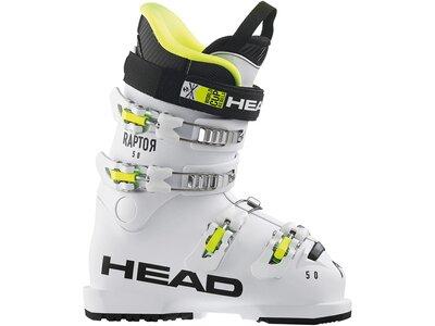 HEAD Kids Skischuhe Raptor 50 Weiß