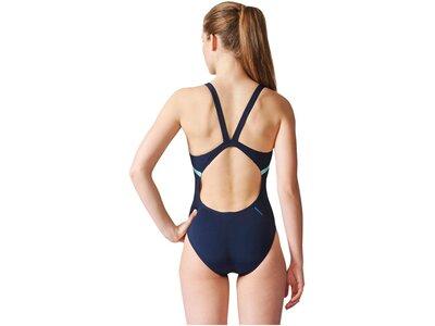ADIDAS Damen Badeanzug Reg Swim Inf+ Blau