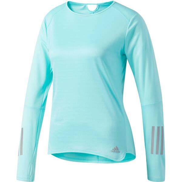 ADIDAS Damen  Laufshirt / Trainingsshirt Response Long Sleeve Langarm