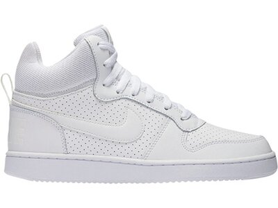 NIKE Damen Sneakers Recreation Mid Weiß