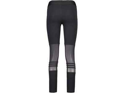 ADIDAS Damen Trainingstights ID Mesh Schwarz