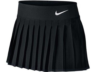NIKE Girls Tennisrock Nike Victory Schwarz