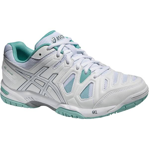 ASICS Damen Tennisschuhe Outdoor Gel-Game 5