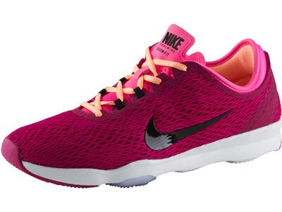 NIKE Damen Trainingsschuhe / Fitnessschuhe Zoom Quick Fit Pink