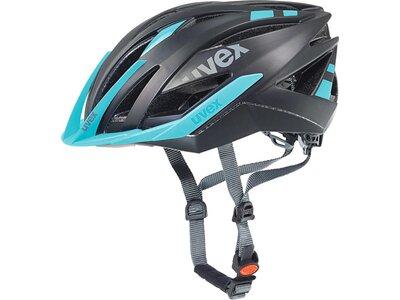 UVEX Herren Radhelm Ultra SNC Helm Schwarz