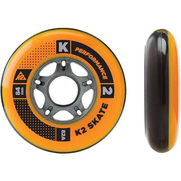 K2 Inliner Rollen Set 84 mm Wheel 4 Pack