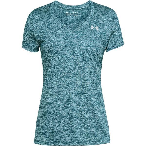 UNDERARMOUR Damen Fitness-Shirt Kurzarm