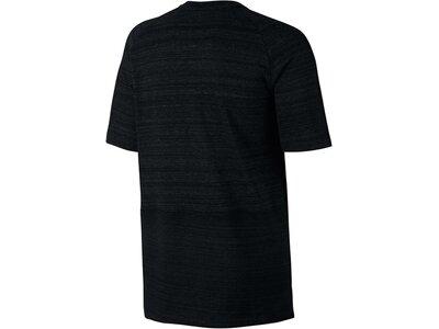 NIKE Herren T-Shirt Sportswear Advance 15 Top Schwarz