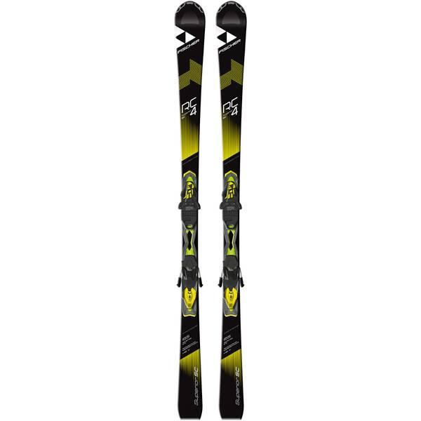 FISCHER Skier RC4 Superior SC inkl. Bindung RC4 11 Powerrail