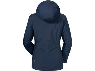 SCHÖFFEL Damen Bergsport 3-in-1 Jacke Venetien Blau