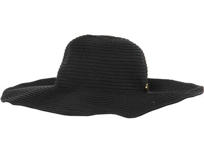 SEAFOLLY Damen Beach Basics Lizzy Hat Schwarz
