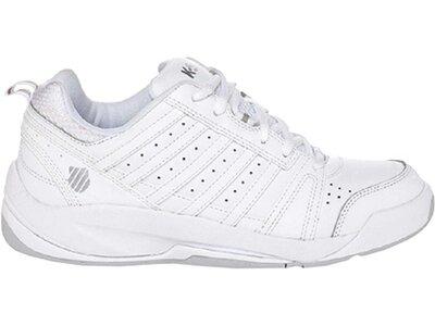 K-SWISS TENNIS Damen Tennisoutdoorschuhe VENDY II CARPET Weiß