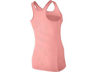 NIKE Damen Trainingsshirt / Tank Top Hypercool Tank Pink
